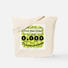 Triple Zero, 0.000 Tote Bag