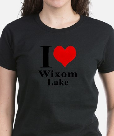 I Heart Wixom Lake T-Shirt