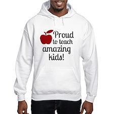 Proud Teacher Hoodie