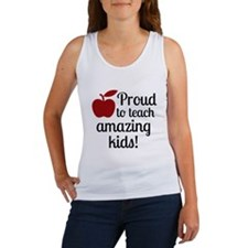 Proud Teacher Tank Top