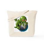 Anime MediaMiner's Chibi Miner Tote Bag
