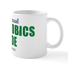Agoraphobics Parade Small Mug