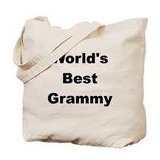WORLDS BEST GRAMMY Tote Bag