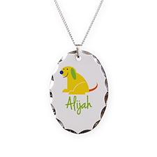 Alijah Loves Puppies Necklace