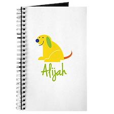 Alijah Loves Puppies Journal