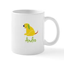 Andre Loves Puppies Mug