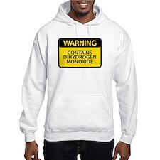 dihydrogen monoxide Hoodie