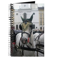 Viennese Carriage Horse journal