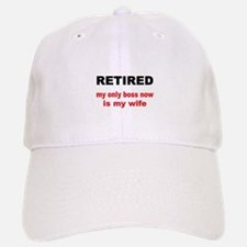 Retired Baseball Baseball Baseball Cap