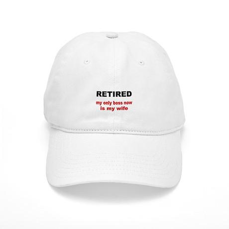 Retired Baseball Cap