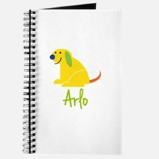 Arlo Loves Puppies Journal