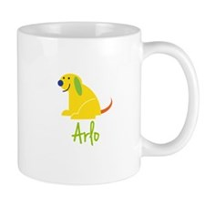 Arlo Loves Puppies Small Mugs