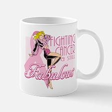 Fabulously Fighting Cancer Mug