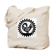 Sankofa Bird Tote Bag