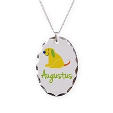 Augustus Loves Puppies Necklace