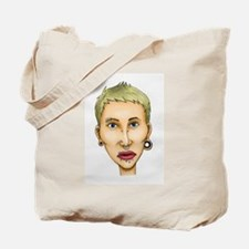 Bad body piercing Tote Bag
