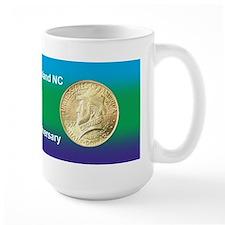 Roanoke Island NC Coin Mug