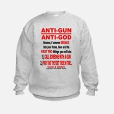 GOD and GUNS Sweatshirt