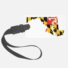 Maryland Flag Luggage Tag