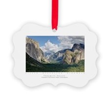 Yosemite Valley Ornament