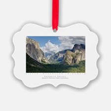 Yosemite Valley Ornament