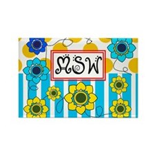 LSW MSW 3 Rectangle Magnet