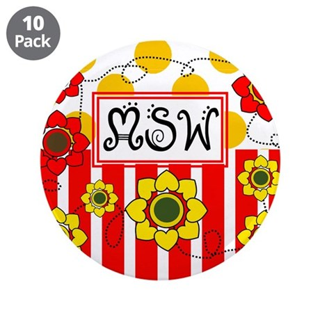 """LSW MSW 2 3.5"""" Button (10 pack)"""