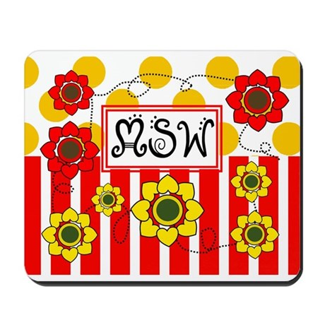 LSW MSW 2 Mousepad