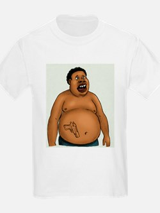 Ganster NOT! T-Shirt