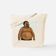 Ganster NOT! Tote Bag