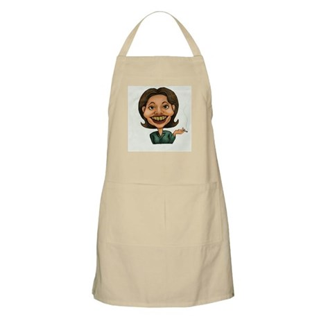 Neglected Teeth Apron