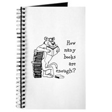 How Many Books Journal