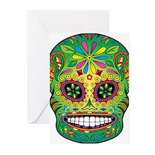 Skull Greeting Cards (Pk of 10)