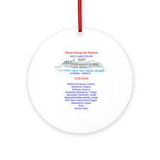 Royal Inaugural Holy Land - Ornament (Round)