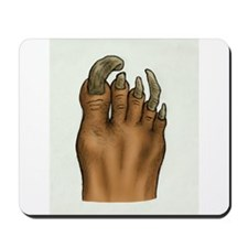 Pedicure Emergency Mousepad