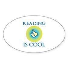 Reading Is Cool Decal