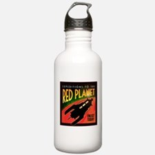 Red Planet Water Bottle