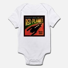 Red Planet Body Suit
