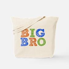 Sketch Style Big Bro Tote Bag