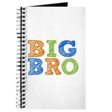 Sketch Style Big Bro Journal