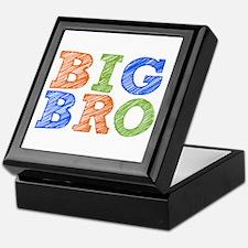 Sketch Style Big Bro Keepsake Box