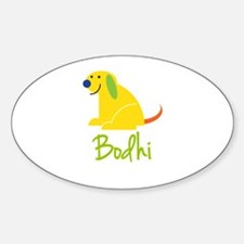 Bodhi Loves Puppies Decal