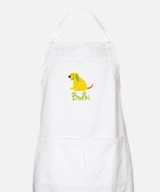 Bodhi Loves Puppies Apron