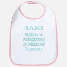 National Association of Mermaid Believers Bib