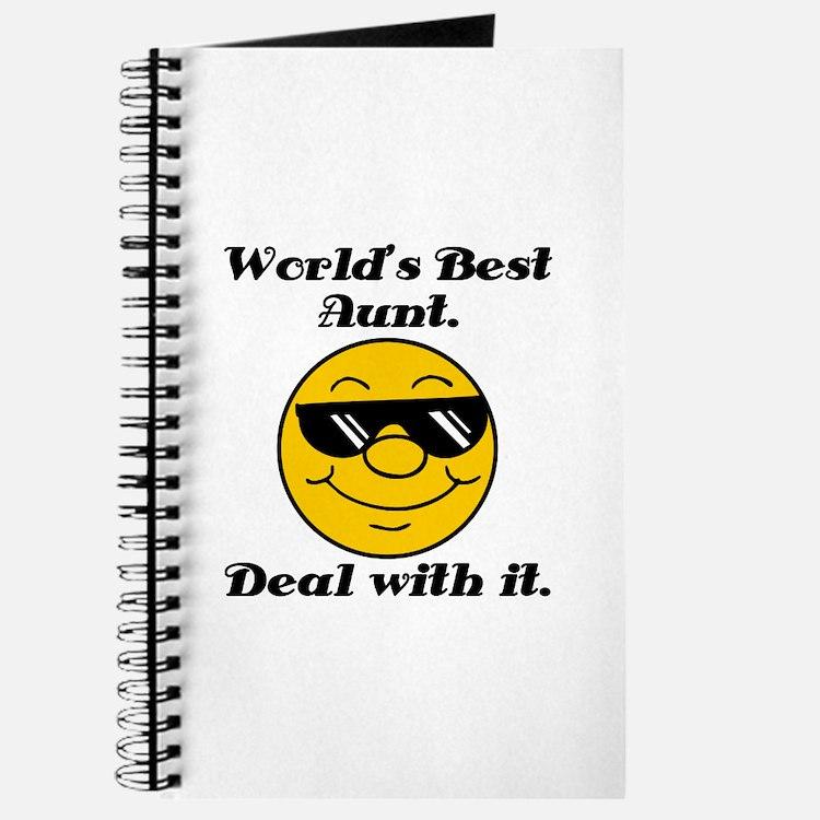 World's Best Aunt Humor Journal