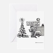 Presents Greeting Cards (Pk of 10)