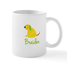Braiden Loves Puppies Mug