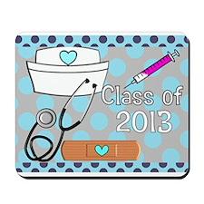 Nursing Class of 2013 2 Mousepad