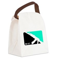 AK-47 Shirt Canvas Lunch Bag