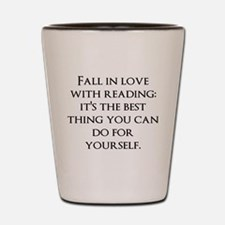 Fall In Love Shot Glass
